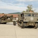 Ursprünglich wurde die M.2 von der M4 gezogen, später von sLKW 10t ÖAF © Strobl