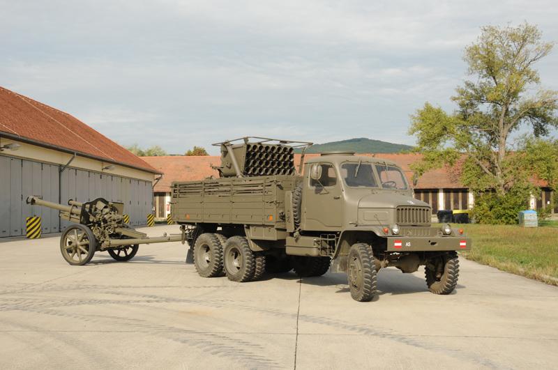 Die Anhängevorrichtung der lFH 18/40 passt nur noch für den Praga V-3S © Strobl