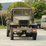 Der heute in Privatbesitz befindliche Kipper GMC 353 gehörte ebenfalls der HKS © Strobl
