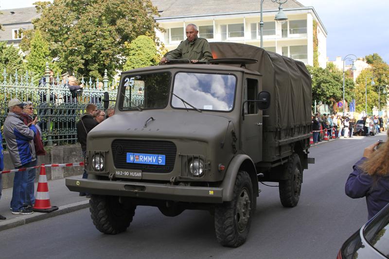 LKW H2-90 Husar in Privatbesitz © Köröcz