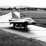 Im Juni 1988 treffen die ersten Draken am FlH Nittner ein © Bundesheer