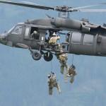 Black Hawks trainieren mit dem Jagdkommando © Doppeladler.com