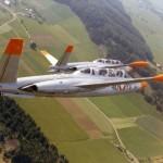 Fouga CM 170R Magister © Archiv