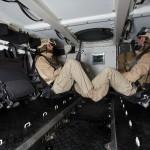 Innenraum des BvS10 MkII © BAE Systems