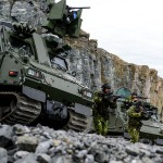 BvS10 MkIIB in der Konfiguration für Schweden © Schwedische Streitkräfte