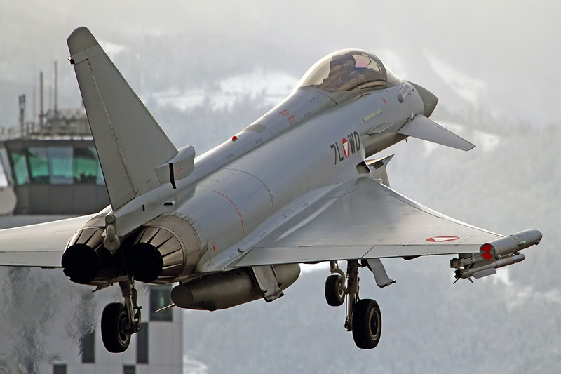 Eurofighter Typhoon 7L-WD © Werner P
