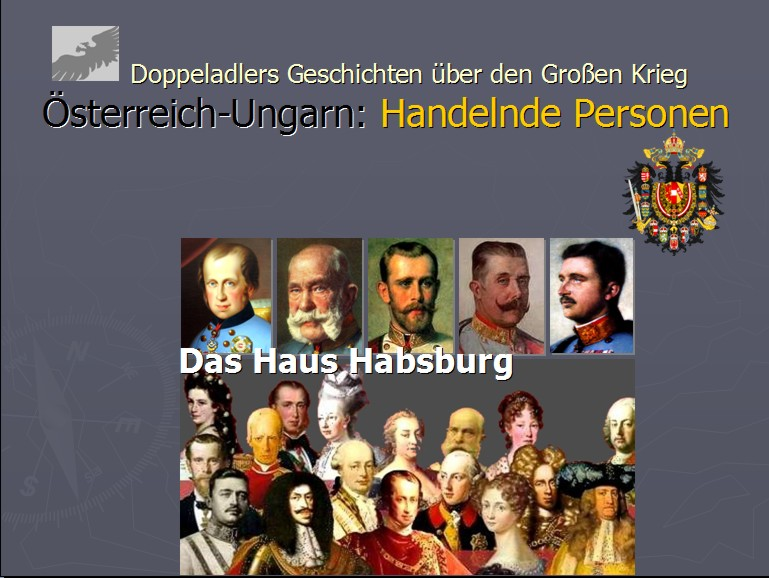 """Vortrag """"Der Große Krieg"""""""