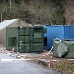 Archivbild: Trinkwasseraufbereitungsanlage © Bundesheer