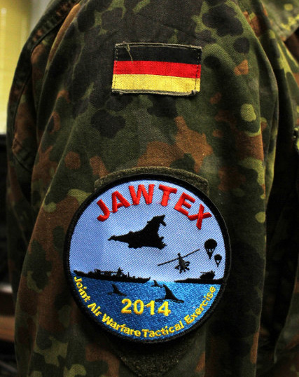 JAWTEX 2014 Patch © Luftwaffe