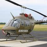 Bell OH-58B Kiowa - die Minigun ist nicht montiert © MMC RTV SLO
