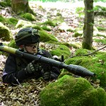Dieser Soldat des 1st Battalion, 4th Infantry Regiment ist Teil der OPFOR (Opposing Force) © US Army JMTC