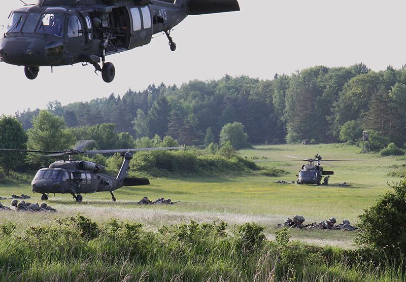 Luftlandung © US Army