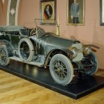 Der Graf & Stift steht heute im Heeresgeschichtlichen Museum in Wien © Wikipedia / Pappenheim