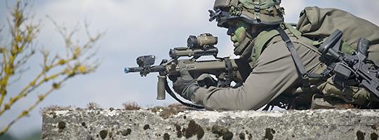 COMBINED RESOLVE II - Bewährungsprobe für das Jägerbataillon 25 © US Army / JMTC