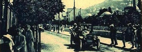 Sarajevo 1914 - Kurz vor dem Attentat auf das Thronfolgerpaar