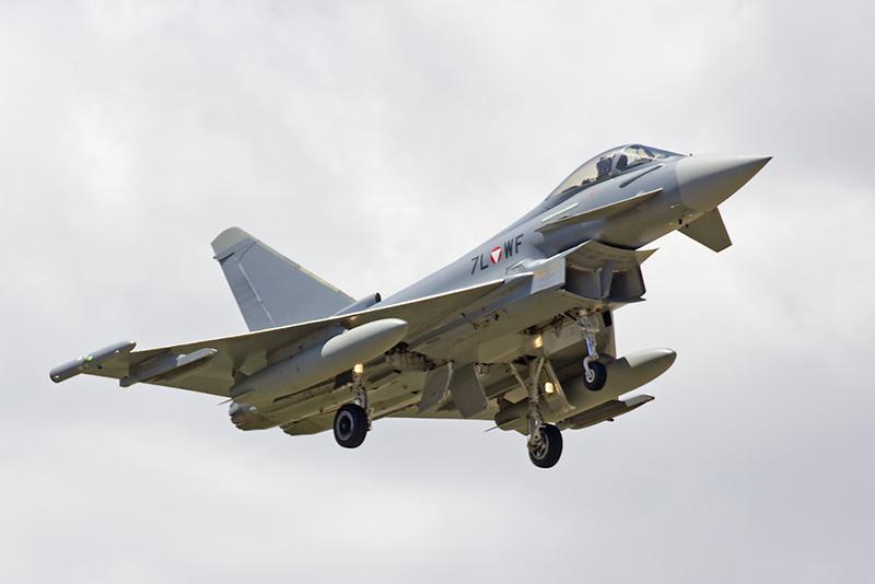 Eurofighter Typhoon 7L-WF © Alessandro Caglieri