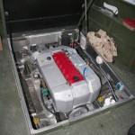 Steyr Marine Innenbord-Dieselmotor 196 kW (266 PS)