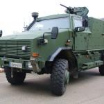 AC Aufklärungsfahrzeug Dingo 2 (Spürvariante)