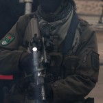 Soldat des Jägerbataillons 25