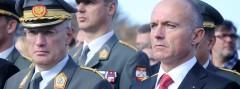 Verteidigungsminister Klug und Generalstabchef Commenda © Bundesheer