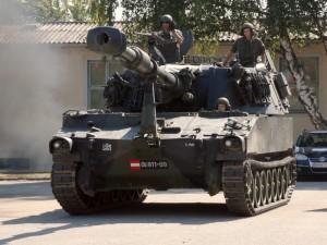Panzerhaubitze M 109 A5Ö © Doppeladler