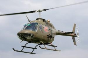 Bell OH-58B Kiowa © Doppeladler