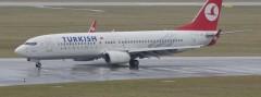 Boeing 737-800 TC-JFV © Aero Icarus