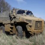 Der Technologiedemonstrator BMX01 soll bereits zu 80% ein Griffon sein © RTD