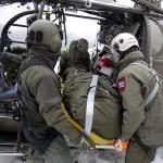 Einsatzübung des ERTA mit Alouette III © Bundesheer