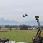Hubschrauber und AZR in Hohenfels © Bundesheer