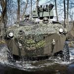 Mannschaftstransporter Pandur mit Waffenstation © Bundesheer