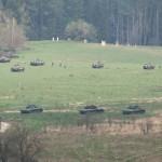 Tschechische Panzergrenadiere beim Angriff © Doppeladler.com