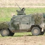 geschütztes Mehrzweckfahrzeug Iveco LMV © Doppeladler.com