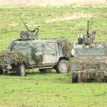 geschützte Mehrzweckfahrzeuge Iveco LMV © Doppeladler.com