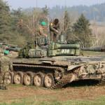 Kampfpanzer T72 M4 CZ © Doppeladler.com