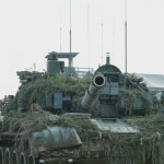 125 mm Kanone des Kampfpanzers T72 M4 CZ © Doppeladler.com