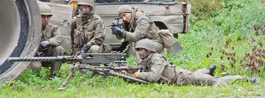 Milizsoldaten des Österreichischen Bundesheeres © Bundesheer
