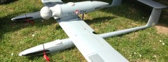 TRACKER UAV von Airbus / SurveyCopter © Bundesheer