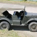 Geländegängiger Kommandowagen B 3/4 t von Dodge © Doppeladler.com