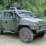 Leichtes geschütztes Mehrzweckfahrzeug Iveco LMV © Doppeladler.com