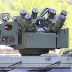 Die Waffenstation des LMV kann mit dem 7,62 mm MG74 (Bild), einem 12,7 mm MG oder einer 40 mm Granatmaschinenwaffe bestückt werden © Doppeladler.com