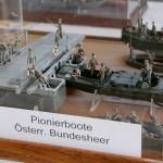 Schwimmendes Pioniergerät im Modell © Doppeladler.com