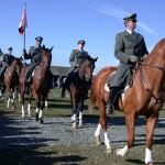 Reitausbildungszug der MilAk © Bundesheer