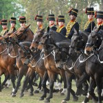 Kings Troop Royal Horse Artillery (KTRHA) © Crown Copyright 2013