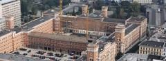 2004: Umbau der Rossauerkaserne zum Amtssitz des Verteidigungsministers © Bundesheer