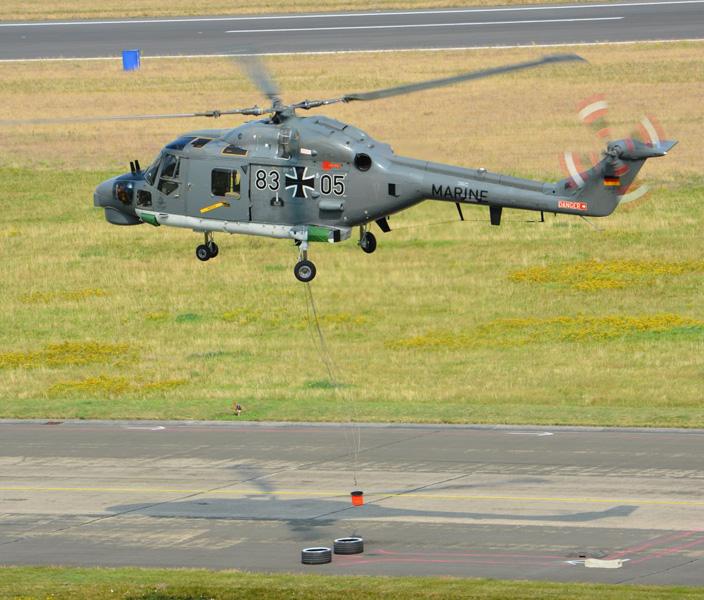 Westland Sea Lynx Mk.88A der Deutschen Marine © R. Busse MHDZ UH-1D