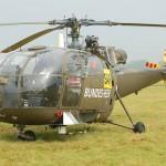Siegreiche Alouette III aus Österreich © Kai Grundmann
