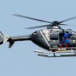Airbus Helicopters EC135 P2+ mit Kennung 'D-HDCL' wird vom MFG5 in der Ausbildung genutzt © Fighter 117