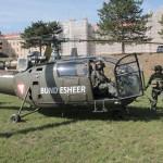Alouette III für Unterstützungs- und leichte Transportaufgaben © Bundesheer