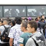 Nickelsdorf: Weitertransport der Flüchtlinge mit Heeres-Bussen © Bundesheer